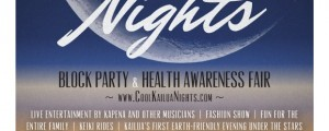Cool Kailua Nights Flyer