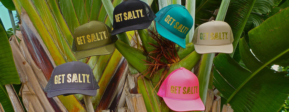Endless Summer Get Salty Hat