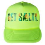 Pineapple Trucker Hat - Wholesale - Neon Yellow