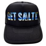 Beach Trucker Hat - Wholesale - Black