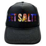 Palms Trucker Hat - Wholesale - Black
