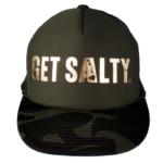 Endless Summer Trucker Hat - Wholesale - Green Camo