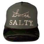 Not Sweet Trucker Hat - Wholesale - Green Camo