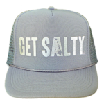 Full Moon Trucker Hat - Wholesale - Light Grey