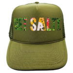Protea Trucker Hats - Wholesale - Olive