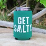 Mermaid Green Get Salty Koozie (Wholesale)